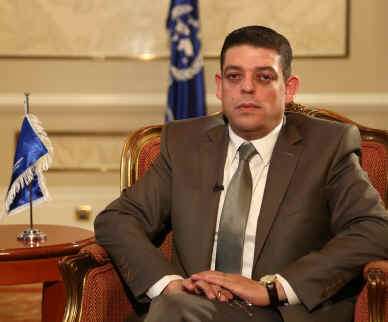 Loai Deeb, founder and former chief of bankrupt rights group GNRD